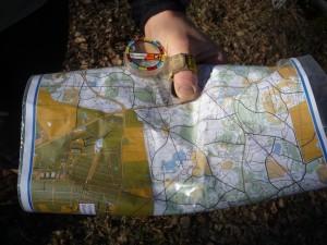 Orienteringsløb - Kort og kompas