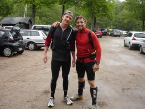 Deltagere til Extrem Maraton i Silkeborg